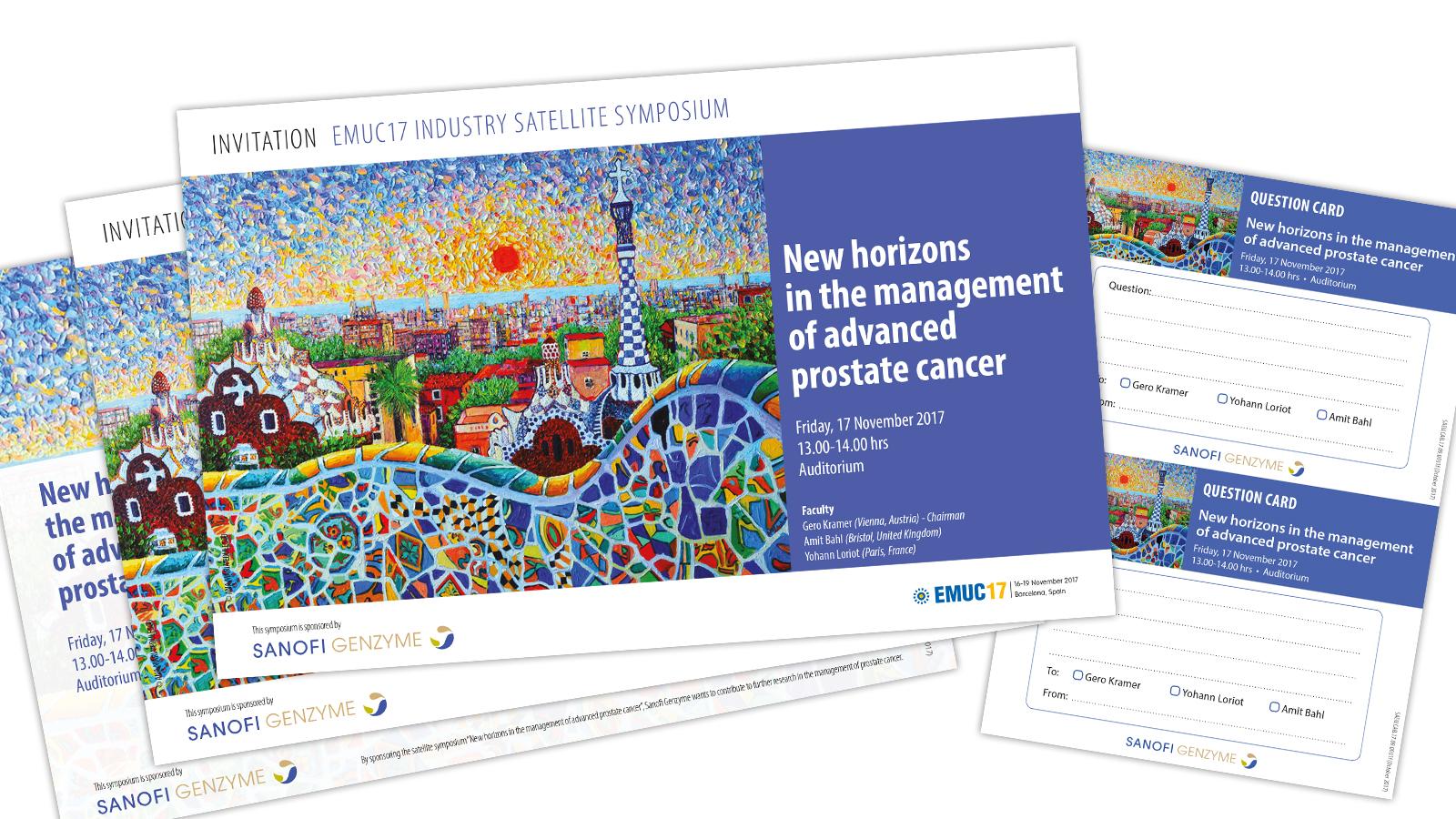 prostate cancer management